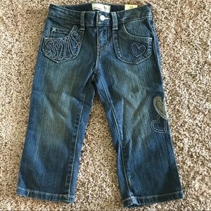 NWT Girl's Size 6 Old Navy Classic Rise Capris